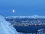 Tromsø fra Fløya