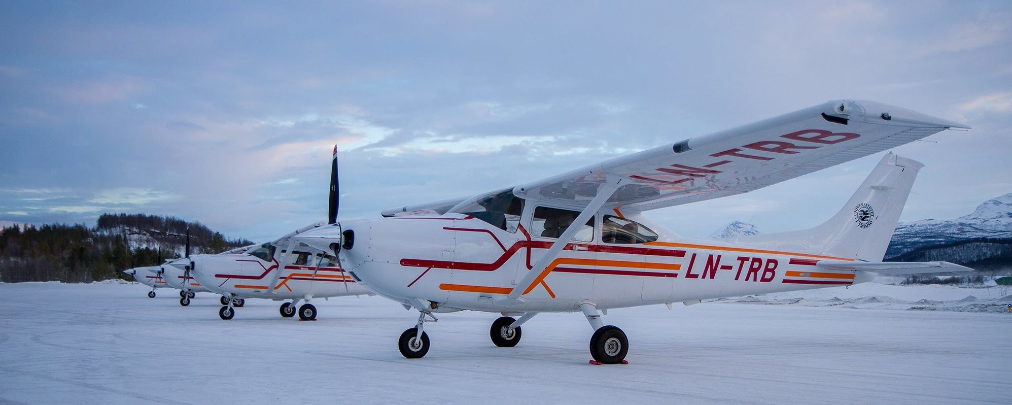University of Tromsø School of Aviation