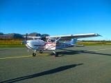 Cessna på Andøya