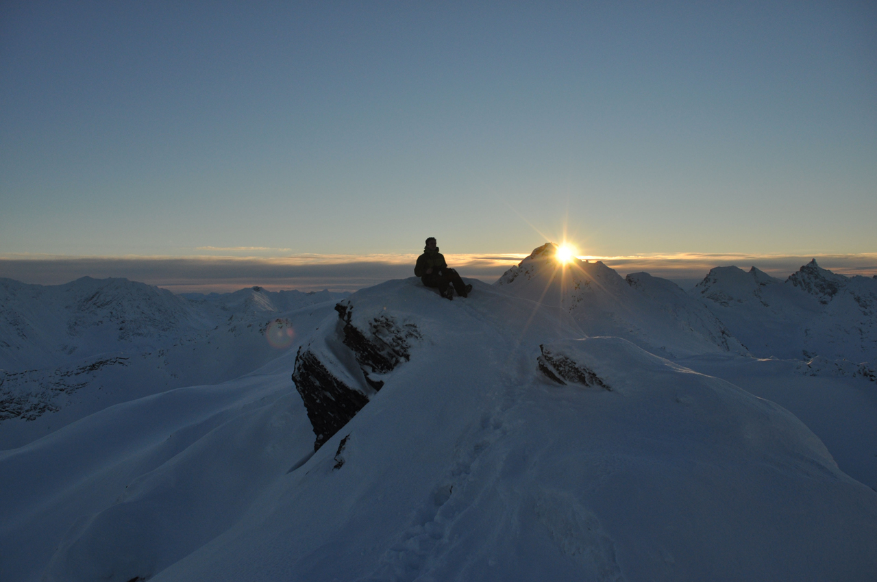 Topptur Stormheimfjellet